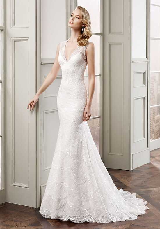 Eddy K MD 175 Sheath Wedding Dress