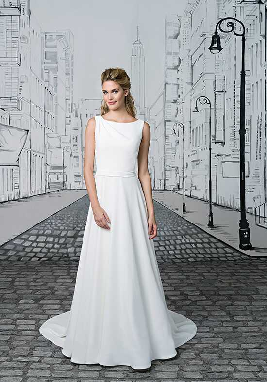Justin Alexander 8879 A-Line Wedding Dress