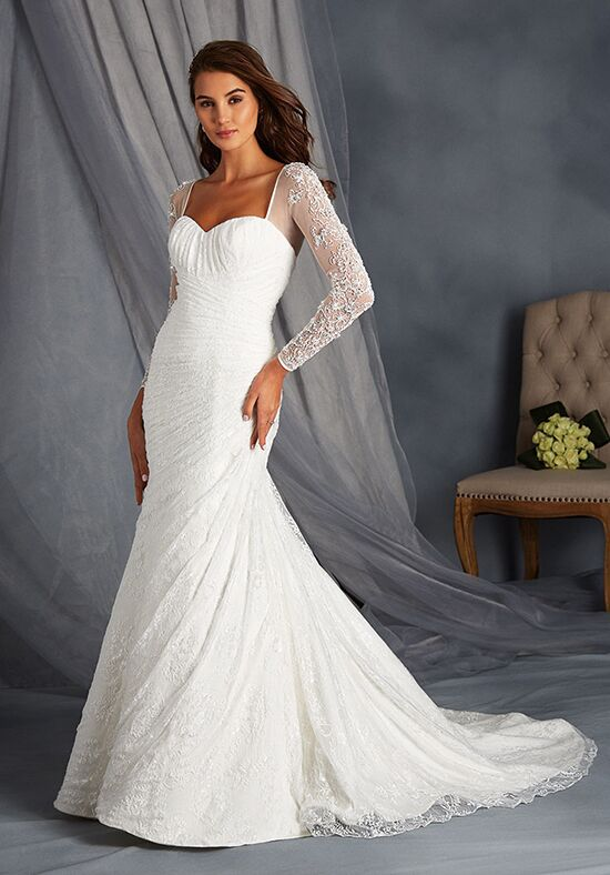 Alfred Angelo Signature Bridal Collection 2546 A-Line Wedding Dress