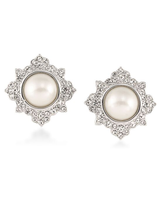 Carolee Jewelry CLP00375S130 Wedding Earring photo