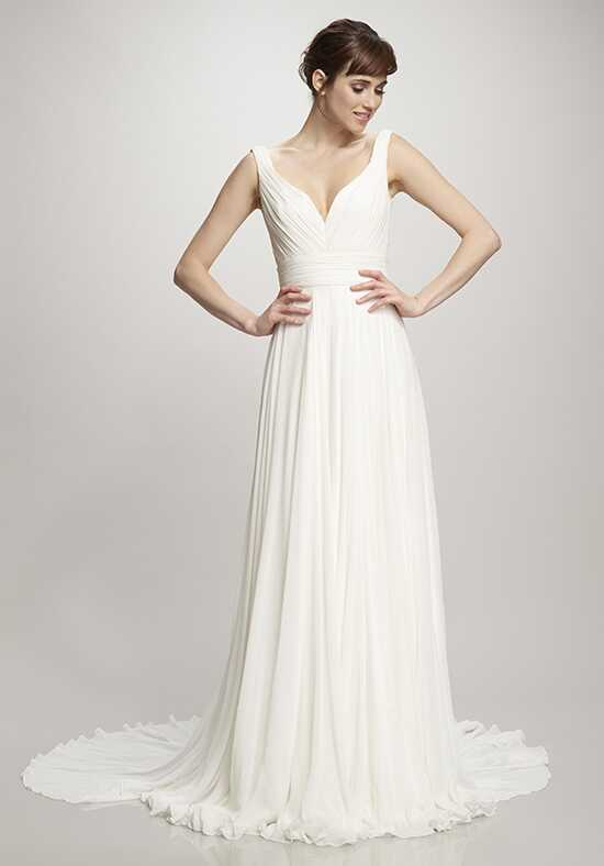 THEIA Melissa A-Line Wedding Dress