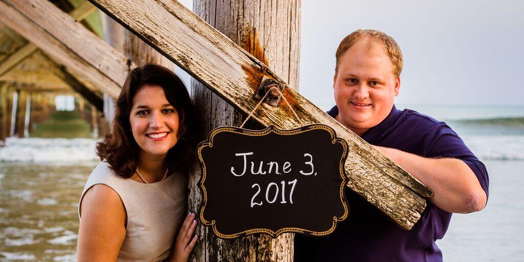 hannah williams and brad heaths wedding website