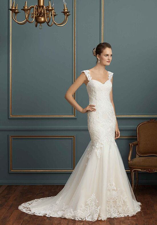 Amaré Couture by Crystal Richard C120 Juliana Mermaid Wedding Dress