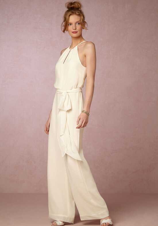 BHLDN Jackie Jumpsuit Wedding Dress photo