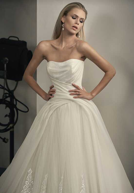 Jasmine Couture T192064 Ball Gown Wedding Dress