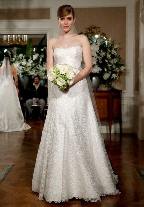 Legends Romona Keveza L372 A-Line Wedding Dress