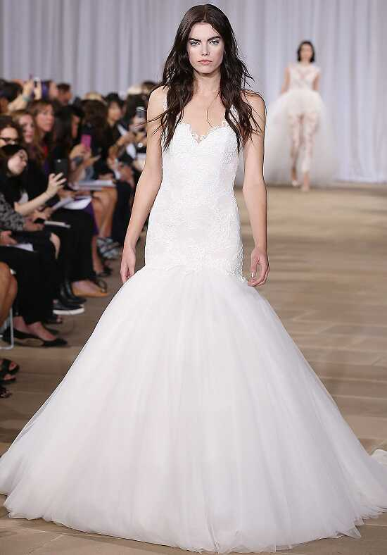 Ines Di Santo Alight Ball Gown Wedding Dress