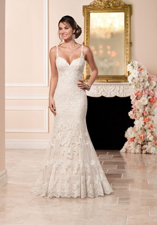 Stella York 6329 Mermaid Wedding Dress