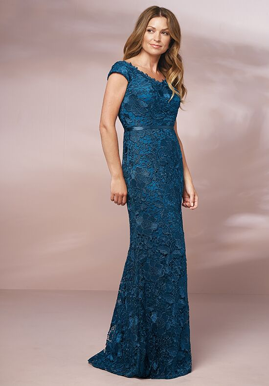 Jade J205018 Blue Mother Of The Bride Dress