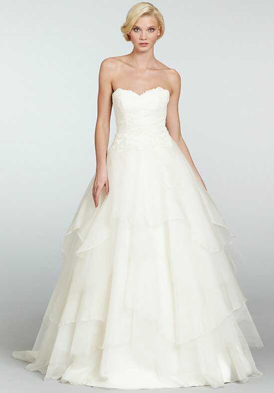 Hayley Paige 6309 - Mila Ball Gown Wedding Dress