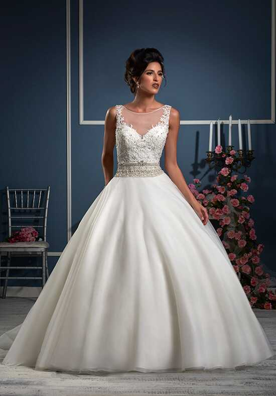 Essence Collection by Bonny Bridal 8603 A-Line Wedding Dress