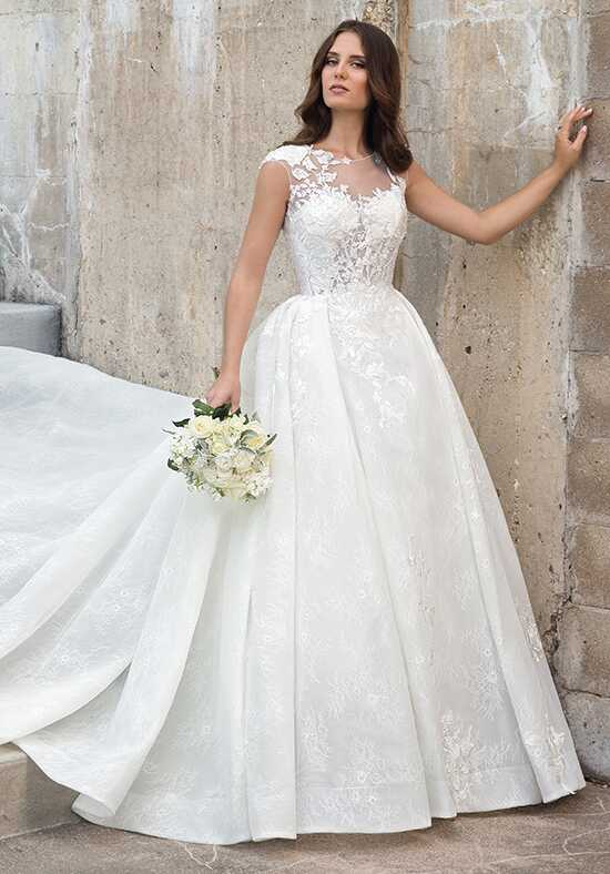 Lo' Adoro M615 Ball Gown Wedding Dress