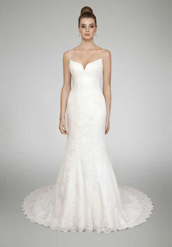 Matty by Matthew Christopher Skylar Sheath Wedding Dress