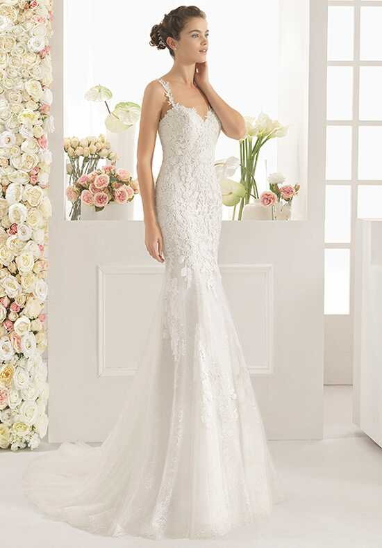 Aire Barcelona Cachemira Mermaid Wedding Dress