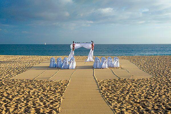 Saay March 17 2018 5 00 Pm Attire Wedding Casual Beach Ceremony Pueblo Bonito Sunset