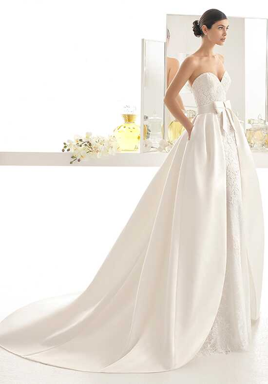 Two by Rosa Clará Okinawa Ball Gown Wedding Dress