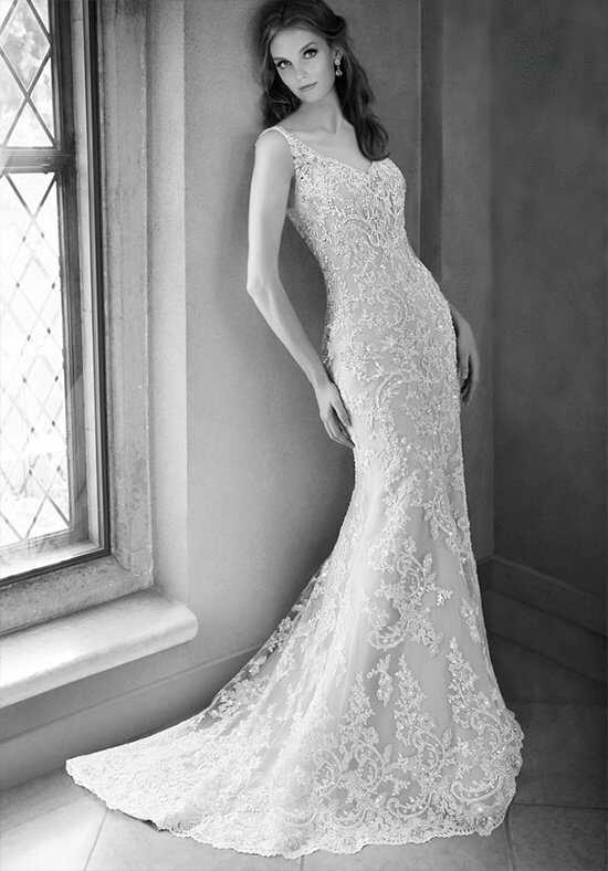 Martina Liana 673 Mermaid Wedding Dress
