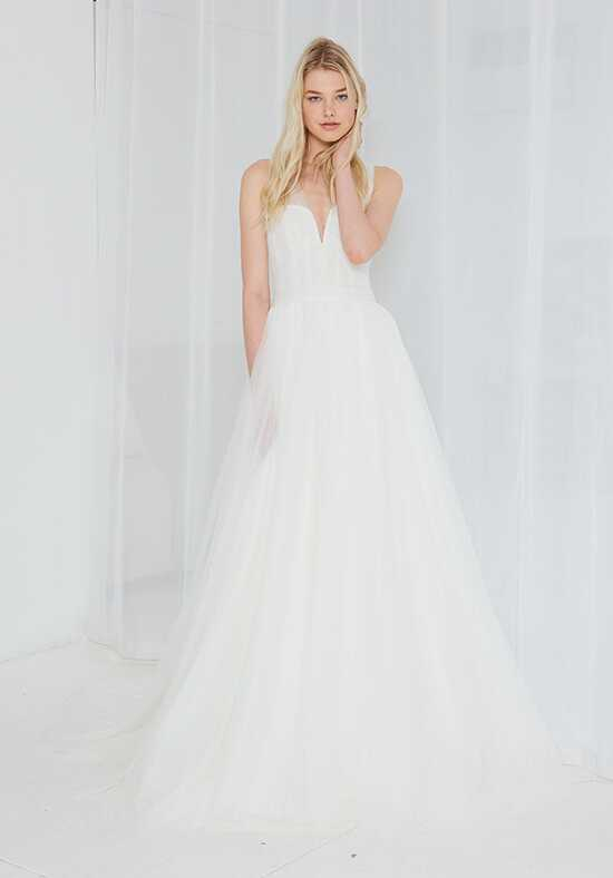Amsale April Ball Gown Wedding Dress