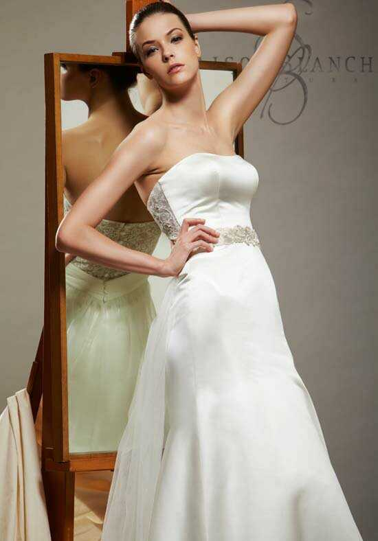 Saison Blanche Couture B3161 Mermaid Wedding Dress