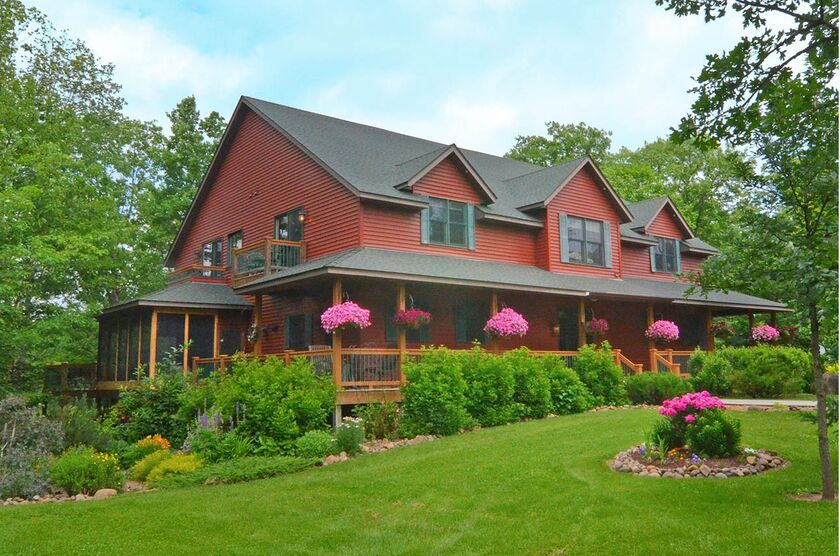 Bed And Breakfast Danbury Wi
