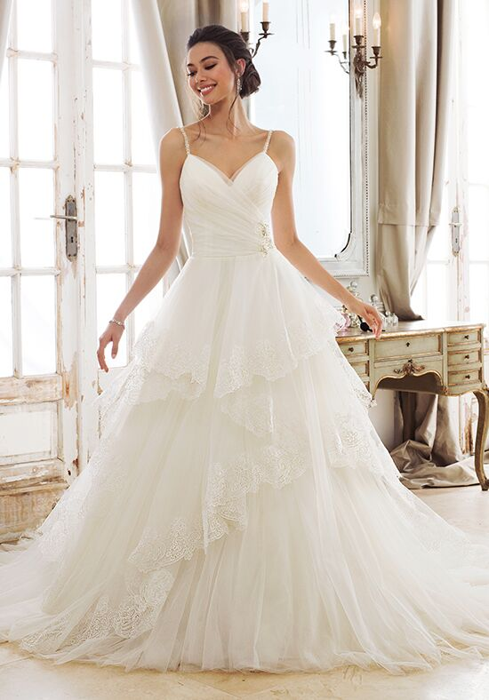 Sophia Tolli Y11893 Evania Ball Gown Wedding Dress