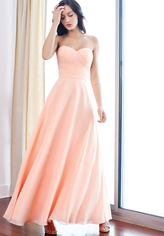 Colour by Kenneth Winston 5237L Sweetheart Bridesmaid Dress