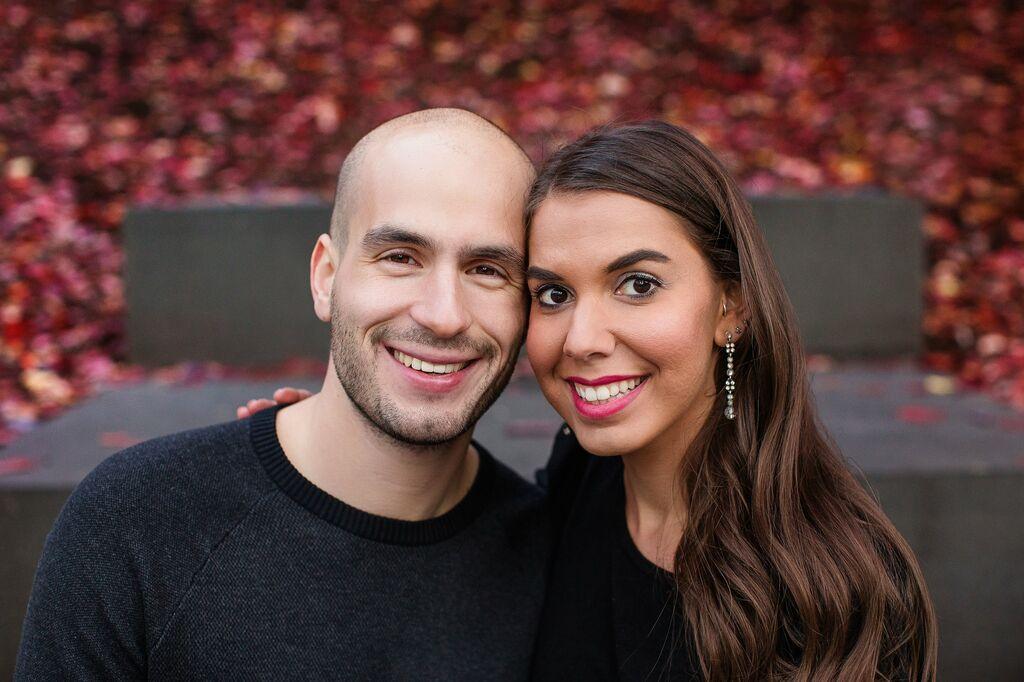 sasha kaplan and andreas papazafeiropouloss wedding website