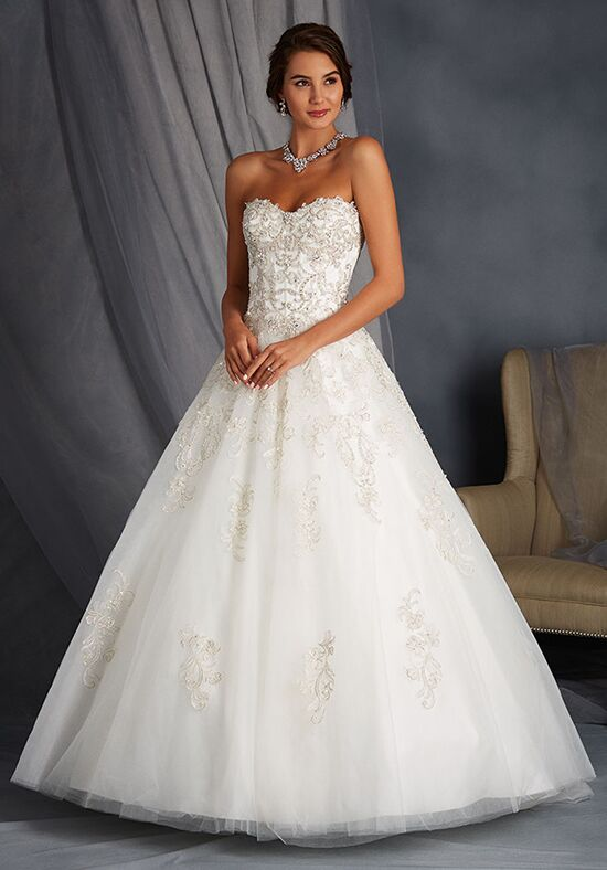 Alfred Angelo Signature Bridal Collection 2568 Ball Gown Wedding Dress