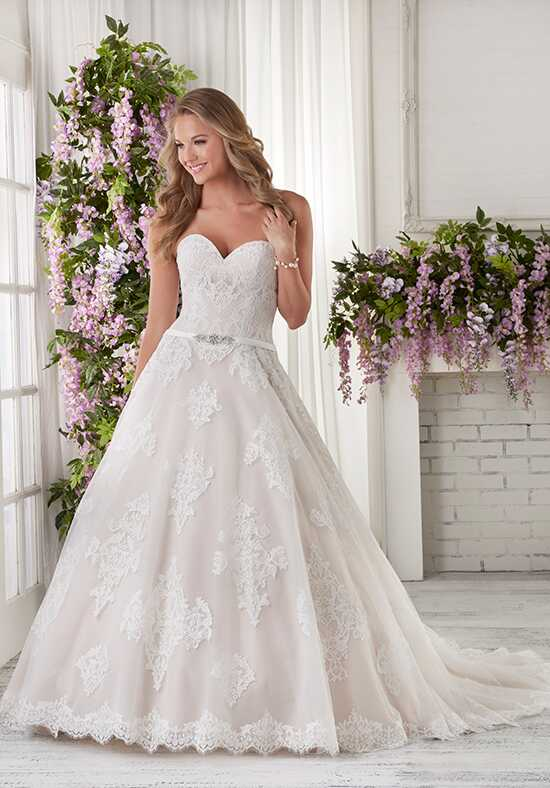 Bonny Bridal 621 Wedding Dress