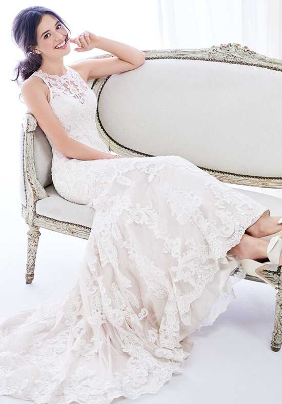 Kenneth Winston: Ella Rosa Collection BE402 Mermaid Wedding Dress