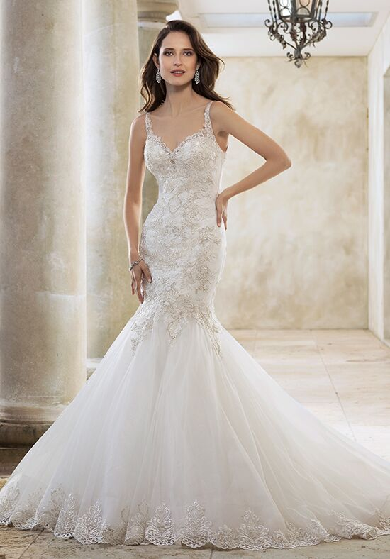 Sophia Tolli Y11872 Samara Mermaid Wedding Dress