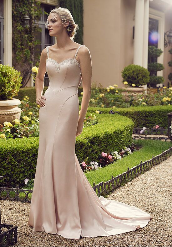 Casablanca Bridal 2235 Primrose Sheath Wedding Dress