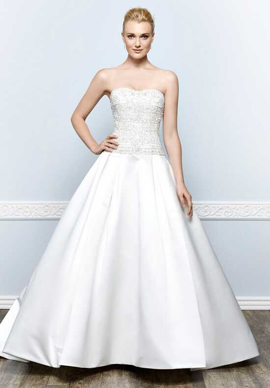 Kenneth Winston 1655 Ball Gown Wedding Dress