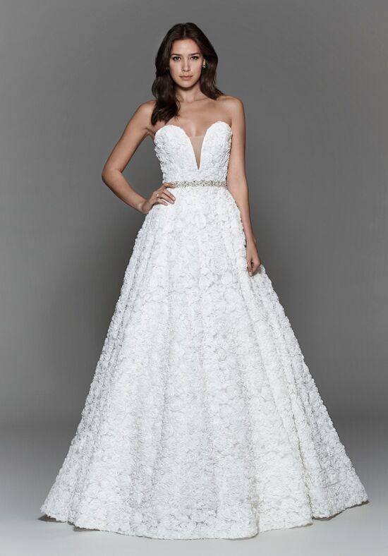 Tara Keely by Lazaro 2709 Ball Gown Wedding Dress
