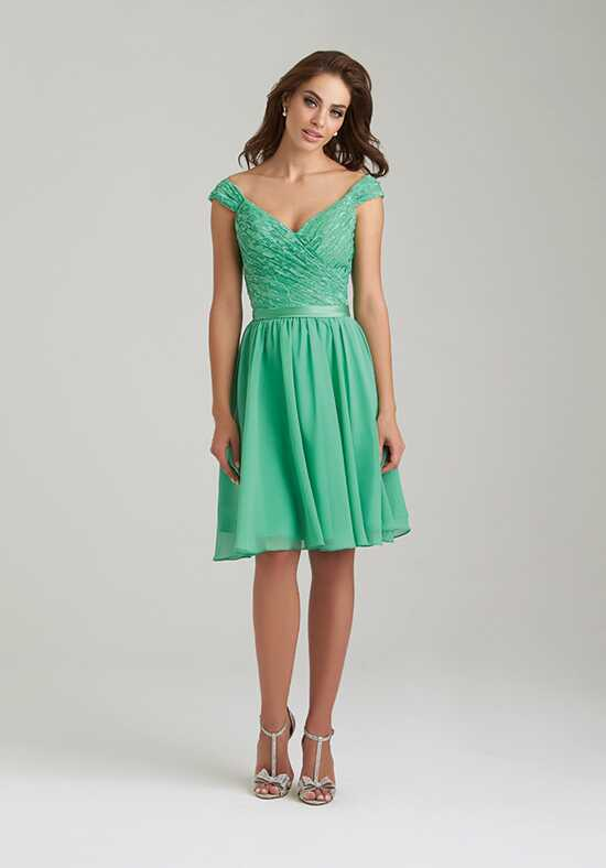 Allure Bridesmaids 1462 Bridesmaid Dress photo