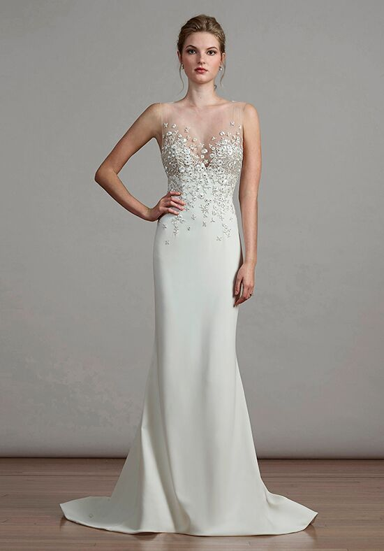LIANCARLO 6887 Sheath Wedding Dress