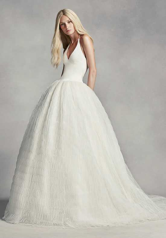 White by Vera Wang White by Vera Wang Style VW351303 Wedding Dress photo