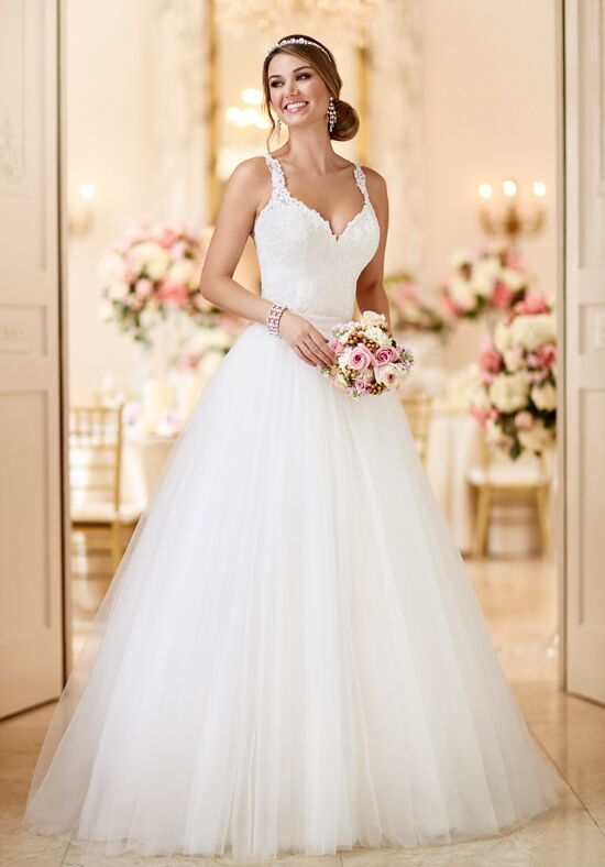 Stella York 6223 Ball Gown Wedding Dress