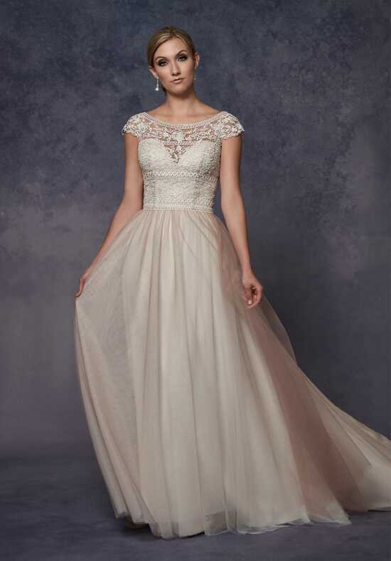 1 Wedding by Mary's Bridal 3Y692 A-Line Wedding Dress