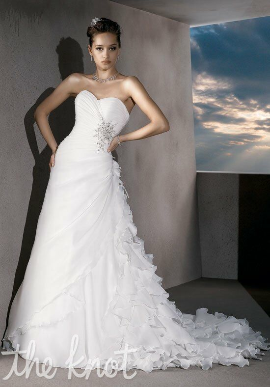 Demetrios 3172 A-Line Wedding Dress