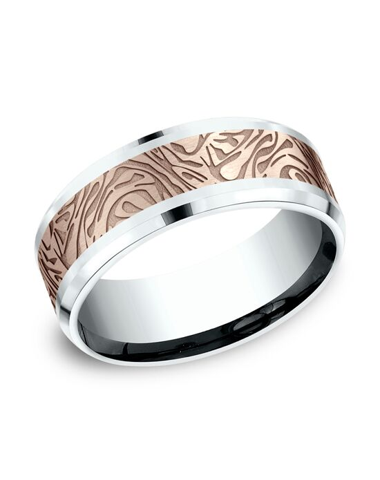 Benchmark CF838390 Gold Wedding Ring