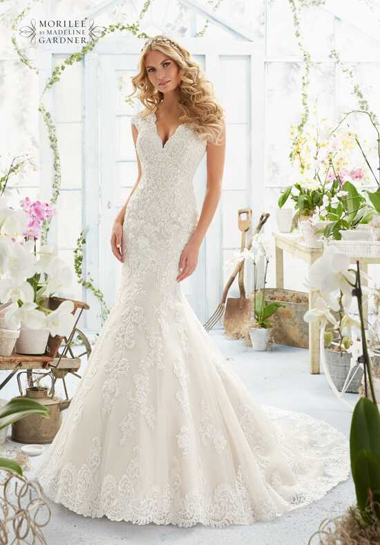 Morilee by Madeline Gardner 2806 A-Line Wedding Dress