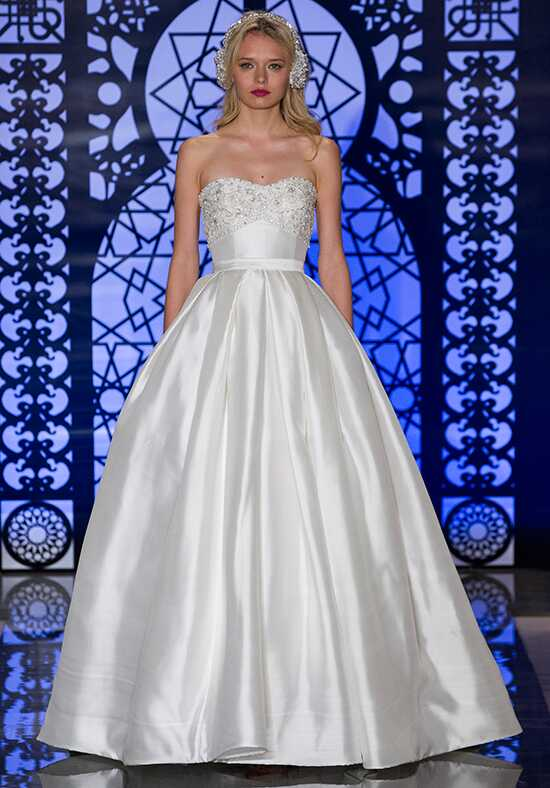 Reem Acra Solange Ball Gown Wedding Dress