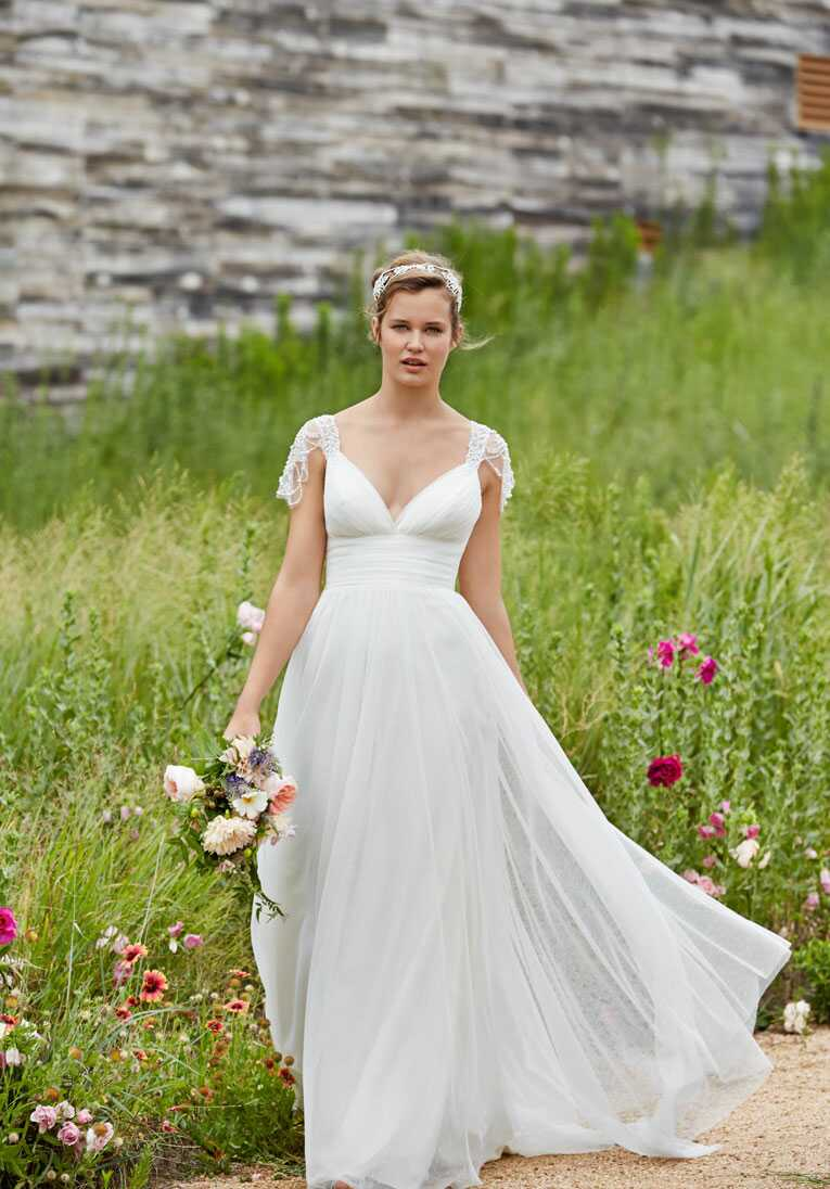 Willowby by Watters Lola 54627 A-Line Wedding Dress