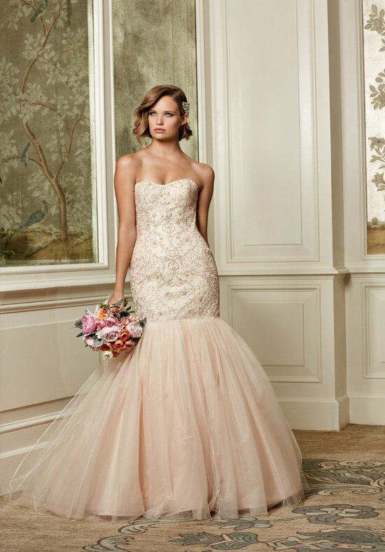 Wtoo Brides ILIANA-13712 Mermaid Wedding Dress
