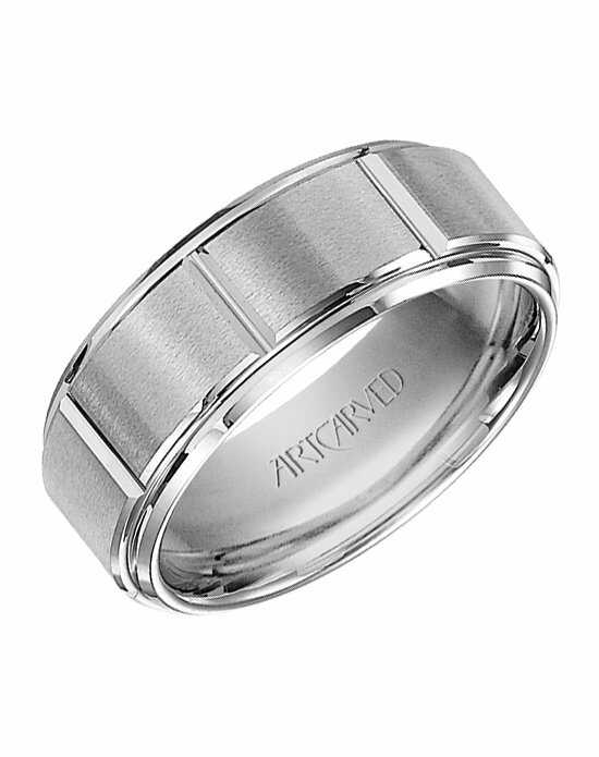 ArtCarved 11-WV2506HC Tungsten Wedding Ring