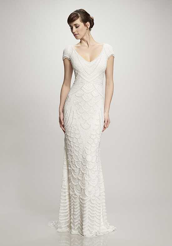 THEIA Serena Mermaid Wedding Dress