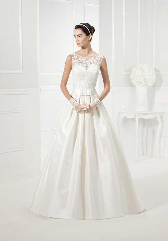 Alma Novia FLORENCIA Ball Gown Wedding Dress