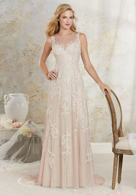 Alfred Angelo Modern Vintage Bridal Collection 8530 Wedding Dress ...