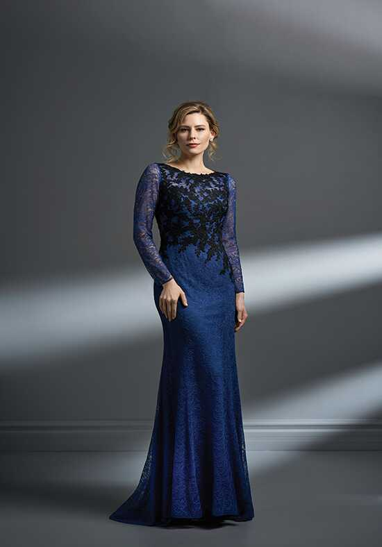Jade Couture K198053 Blue Mother Of The Bride Dress